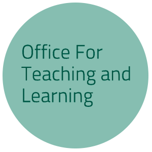 Office for Teaching and Learning